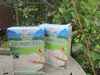 Basmatireis - eine mögliche Reisart für die Reiskur
