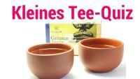 Kleines Tee-Quiz