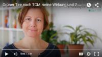 Video: Grüner Tee nach TCM, Wirkung und unerwünschte Wirkung