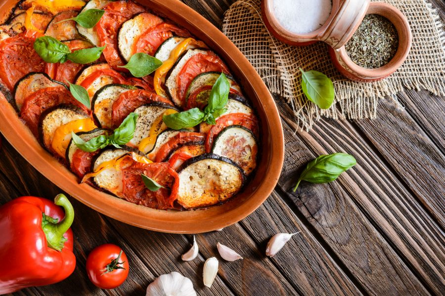 Von Aubergine bis Zucchini - 5 Sommergemüse und ihre ...