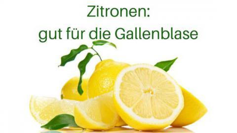 Gallensteine? 6 TCM-Ernährungstipps für die Gallenblase