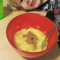 Natursüßes Polenta-Frühstück von Elias