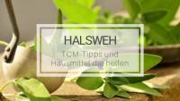 Halsweh: Salbeitee, Inhalieren und Gurgeln helfen