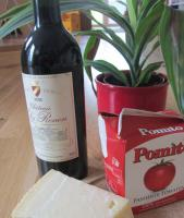 Parmesan, Rotwein und Tomaten - verboten bei Histaminose