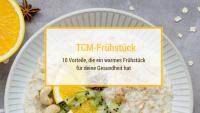 Porridge - TCM Frühstück