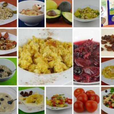"""Fotos aus meinem eBook """"30 einfache TCM-Frühstücksrezepte für jeden Tag"""""""