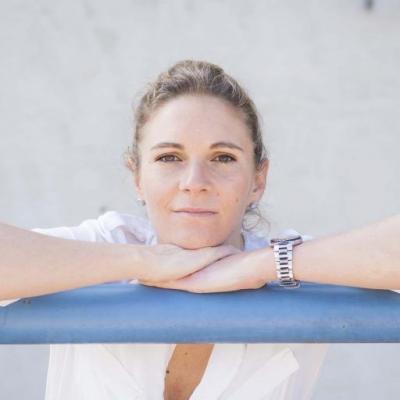 Birgit Ruf, Psychotherapeutin in Ausbildung unter Supervision