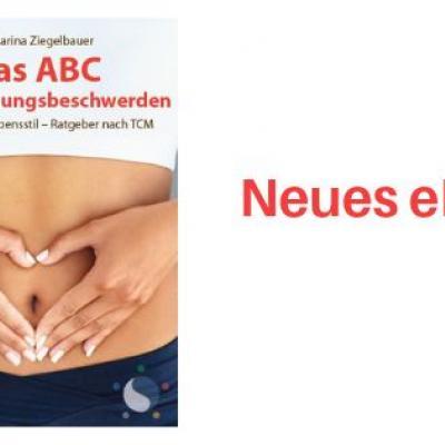 """Cover meines neuen eBooks """"Das ABC der Verdauungsbeschwerden"""""""