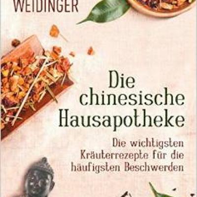 Georg Weidinger, Die chinesische Hausapotheke, Goldmann Verlag