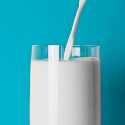 Glas Milch (Foto von Pixabay)