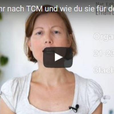 Katharina Ziegelbauer im Videobild