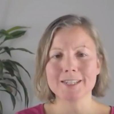Ausschnitt aus dem youtube-Video mit Katharina
