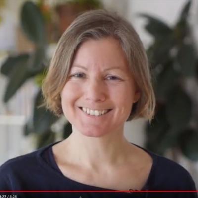 Bild von Katharina Ziegelbauer aus dem Video