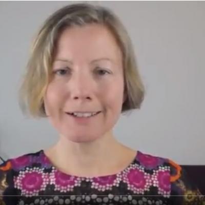 """Standbild von Katharina aus dem Video zum Thema """"Sodbrennen"""""""