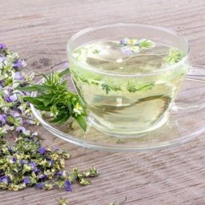 Stiefmütterchenkraut als Tee, Foto von Fotolia