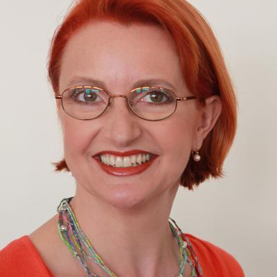 Vera Rosenauer, Erziehungsberaterin in Wien