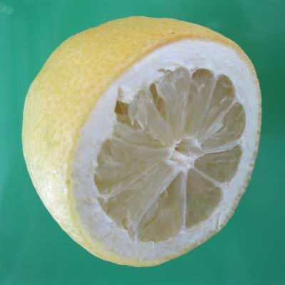 Zitrone - der saure Geschmack in der TCM